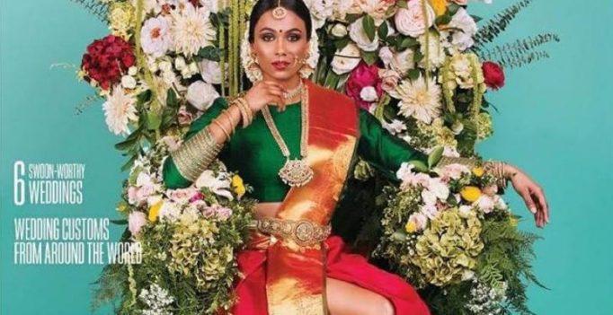So, how should a Tamil bride look?