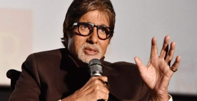 Big B hits 26 mn followers on Twitter, second only to PM Modi in India
