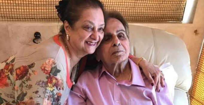 Dilip Kumar says he is doing fine, thanks fans