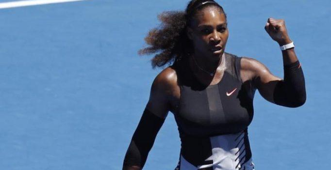 Pregnant Serena Williams surges back to World No. 1 spot
