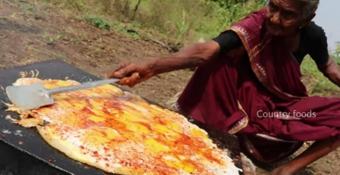 Video: Andhra Pradesh's 106-year-old cooking sensation is world's oldest youtuber