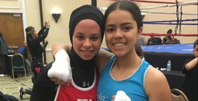 Muslim teen boxer in US wins right to fight in hijab, will cover entire body