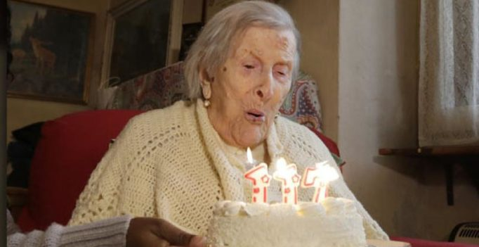 Italian woman dies at 117, gives credit to raw eggs for longevity
