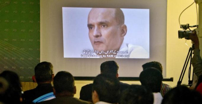 Saving Jadhav: India makes 14th request to Pak for consular access