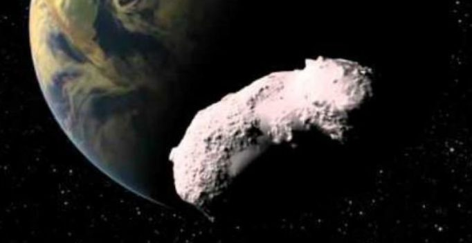 Large asteroid to buzz past Earth on April 19: NASA