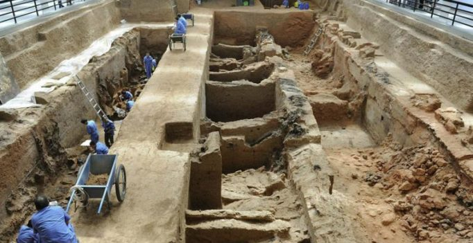 Lost temple discovered after 1,000 years in China