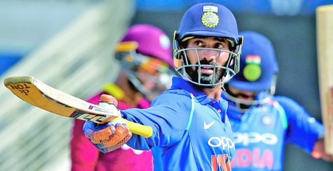 My goal is to play '19 World Cup: Dinesh Karthik