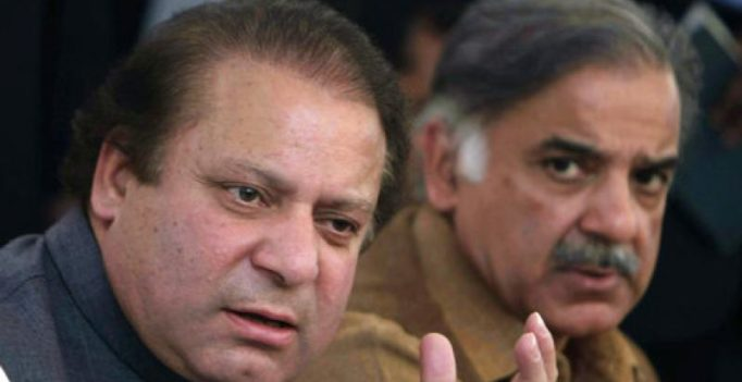 Game of thrones in Pak's dynastic politics as Sharif passes baton to his brother