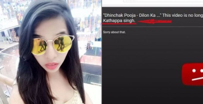 The internet is wondering why Kathappa killed Dhinchak Pooja's YouTube channel