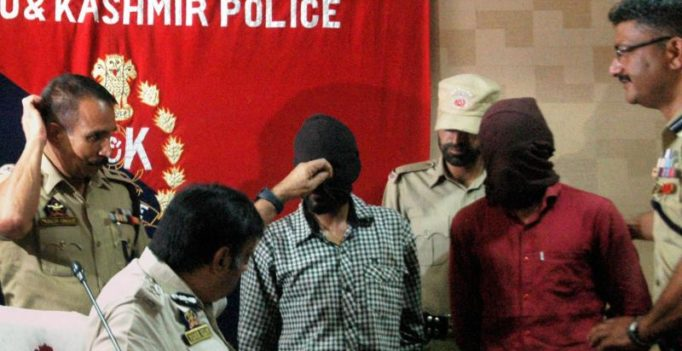 My son must be punished if he's a militant: Nabbed LeT operative's mother