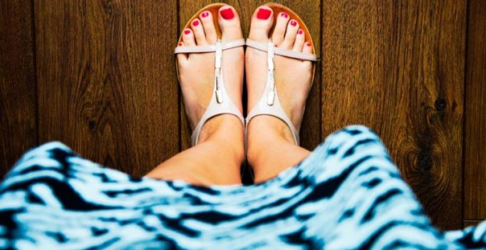 Tips to take care of your feet this monsoon
