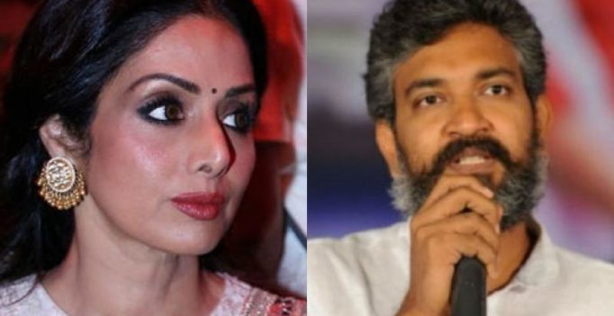 'I regret it': Rajamouli on publicly discussing 'dropping' Sridevi from Baahubali