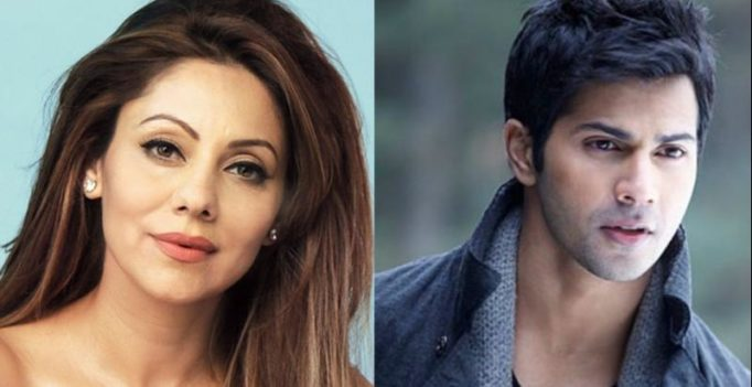 After Ranbir, Gauri Khan is all set to give her magic touch to Varun's bachelor pad