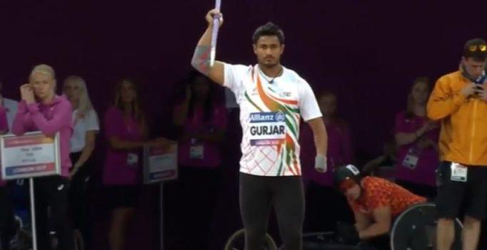 World Para Athletics: Javelin thrower Sundar Singh Gurjar wins gold; video