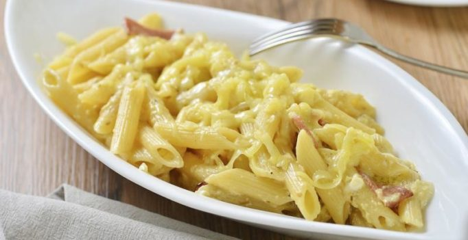 Powdered mac and cheese may contain gender altering chemicals
