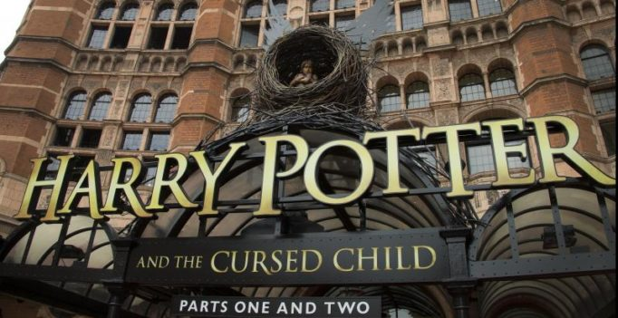 Two new Harry Potter books to be out in October