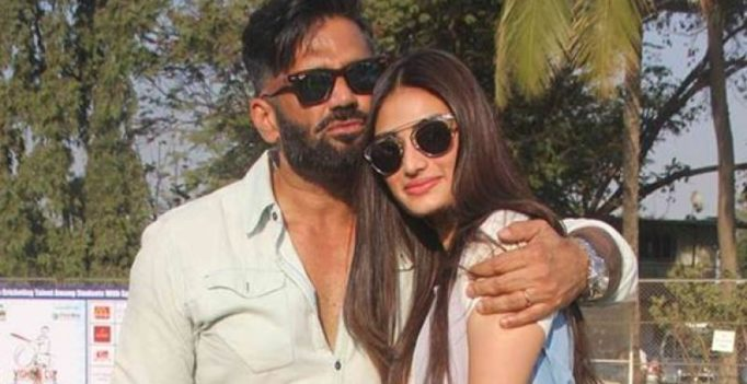 Nobody gave me a break; neither easy for daughter Athiya: Suniel Shetty on nepotism
