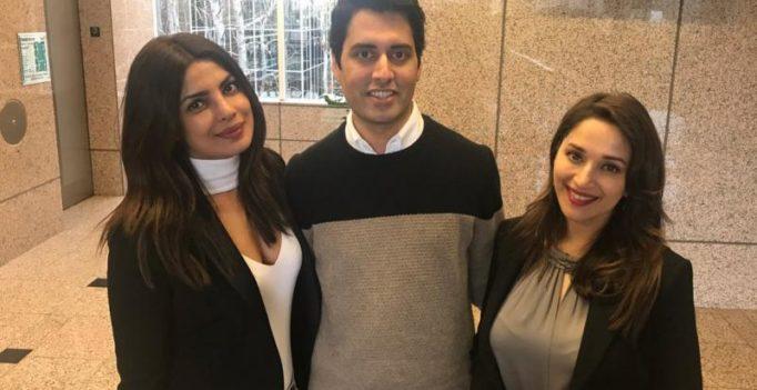 Priyanka Chopra to produce comedy series on Madhuri Dixit with ABC