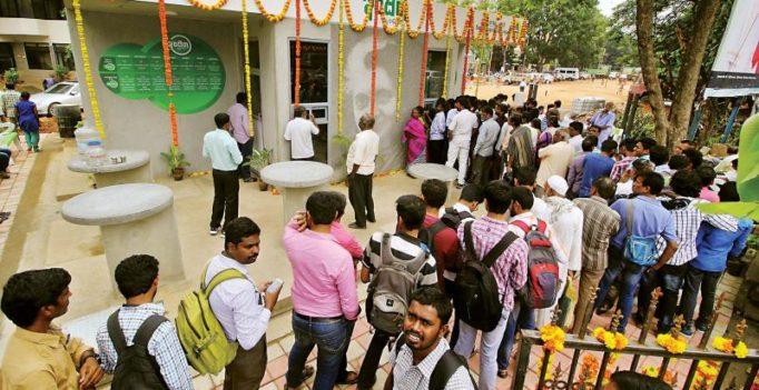Bengaluru: Hunger Games at Indira canteen!