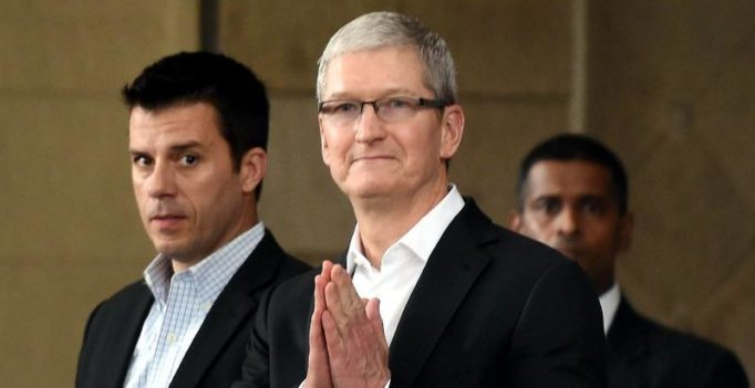 Apple CEO Tim Cook says he is bullish and optimistic about India