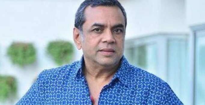 Paresh Rawal mocks Ansari over 'Muslim' remarks, says 'get well soon'