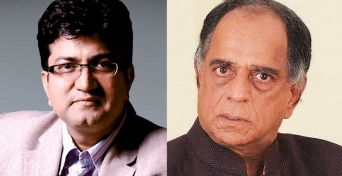 Breaking: Pahlaj Nihalani removed as CBFC chief, Prasoon Joshi to replace