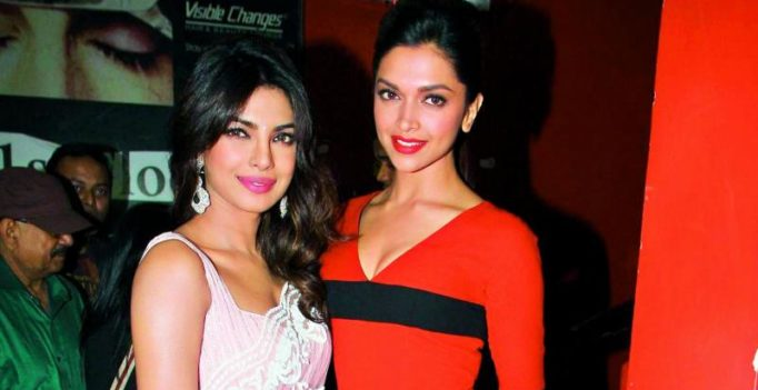 Deepika Padukone and Priyanka Chopra are the new BFFs