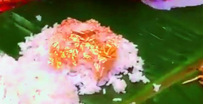 Hyderabad: Gold eating becomes a health fad