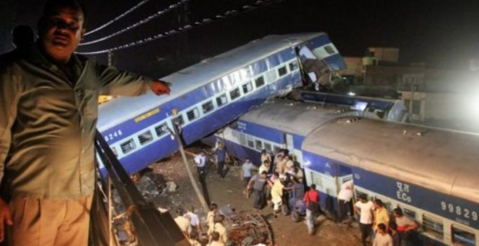 Track maintenance work may have caused derailment: railway official