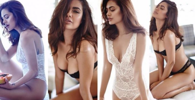 Pics: Hotness personified Esha Gupta has made bikinis her second skin!