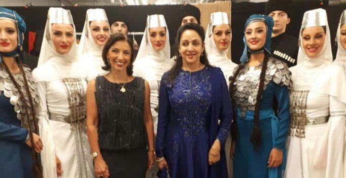 Hema Malini becomes Bollywood's 'Cultural Ambassador' like Raj Kapoor!