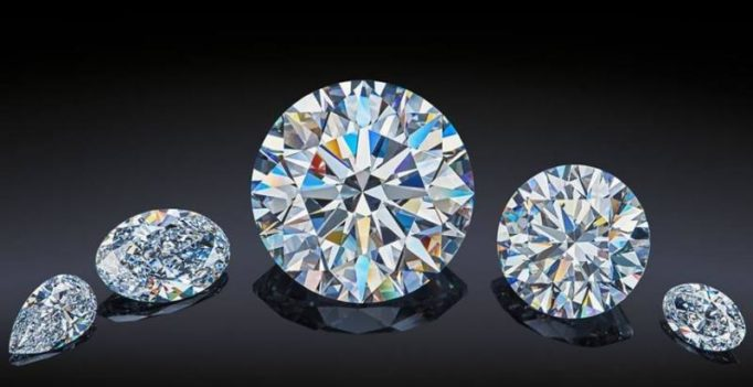 Giant 51-carat polished diamond to be auctioned online by Russia