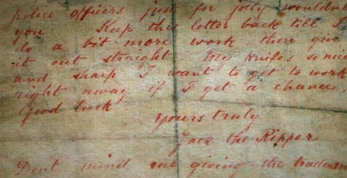 True identity of Jack the Ripper revealed?