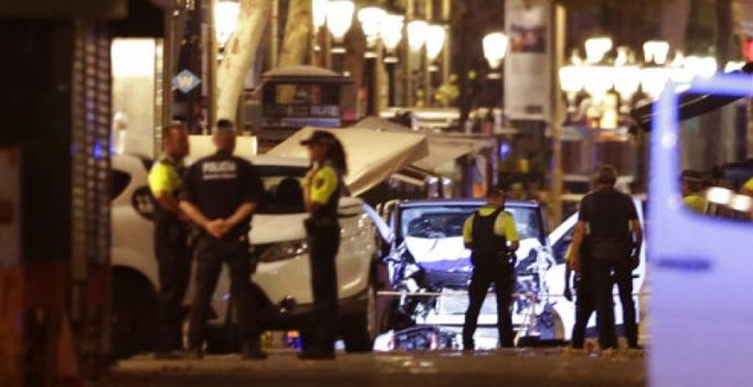 Spain: 13 dead, 100 injured in 2 car attacks; ISIS claims Barcelona rampage