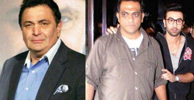 Ranbir reacts to dad Rishi Kapoor's accusation on Basu for Jagga Jasoos failure