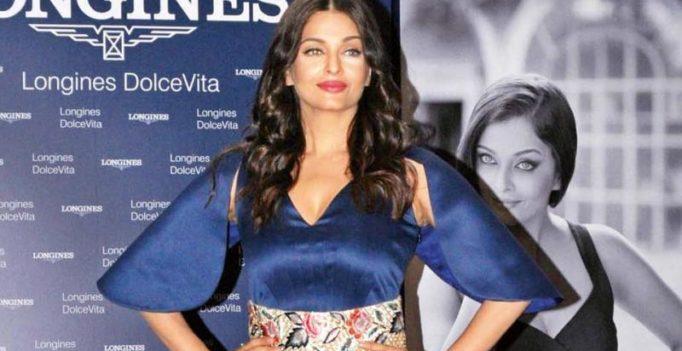 Aishwarya Rai Bachchan says no to intimate scenes?