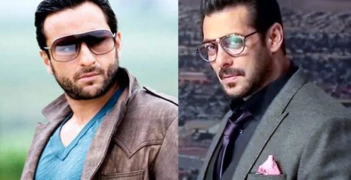 Saif Ali Khan reacts after being replaced by Salman Khan in Race 3