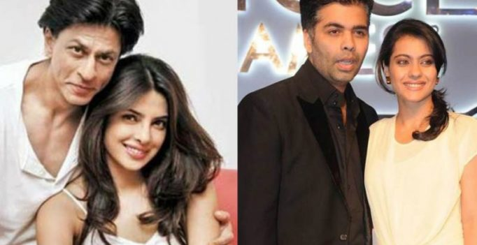 SRK-Priyanka, Karan-Kajol: Celebs plan entry, exits before or after their 'foes'