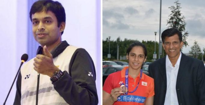 Pure class! Here's what Vimal Kumar said on Saina Nehwal-Pullela Gopichand reunion