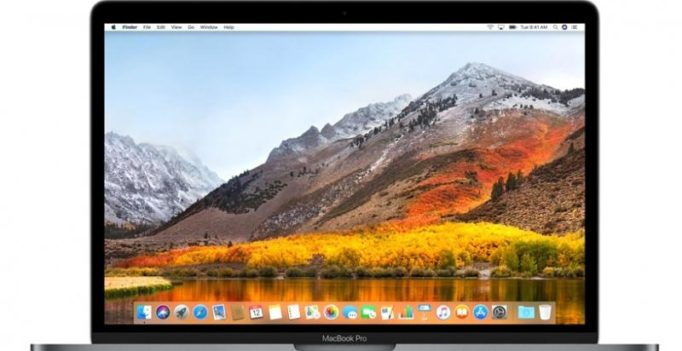 Apple releases macOS High Sierra as a free update to all