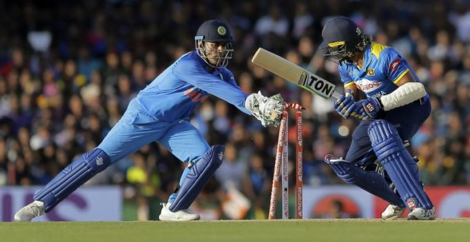 MS Dhoni creates world record, completes 100 stumpings in ODIs