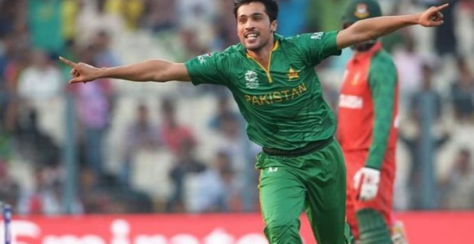 Mohammad Amir to miss Pakistan's Twenty20 series against World XI in Lahore?
