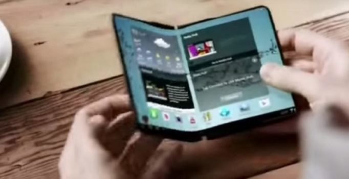 Samsung's 'foldable' Galaxy phone gets certified in S.Korea, may launch in 2018