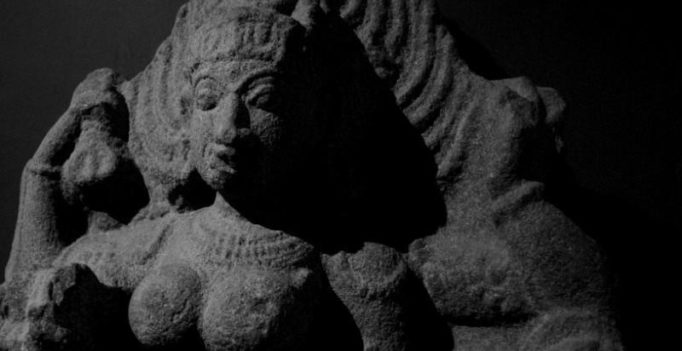 Ancient statue of Goddess Kali unearthed from river bed in TN