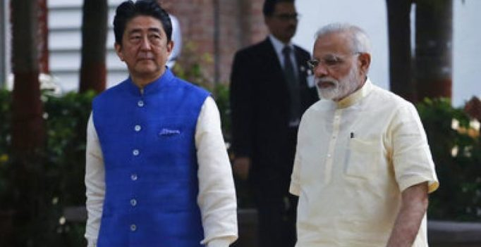 Amid Abe's visit, China shows interest in high speed railway projects in India
