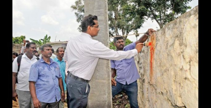 Tamil Nadu: Residents hoist black flags against ancient site survey