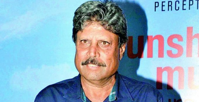 It is not my biopic: Kapil Dev