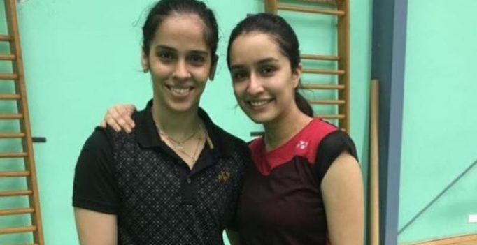 Watch: Saina Nehwal trains Shraddha Kapoor for upcoming biopic at Gopichand Academy