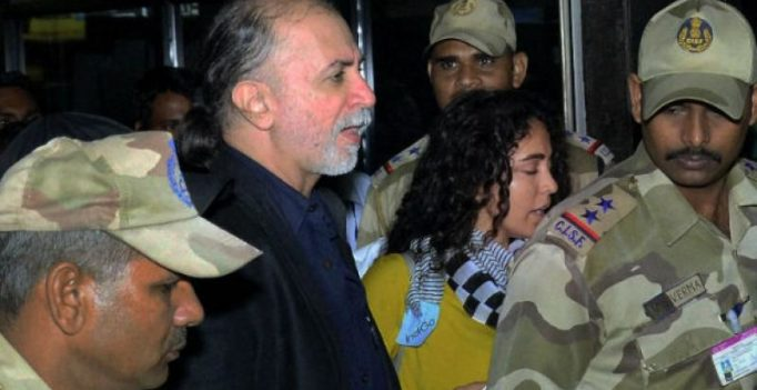 Goa court orders framing of charges against Tarun Tejpal in rape case