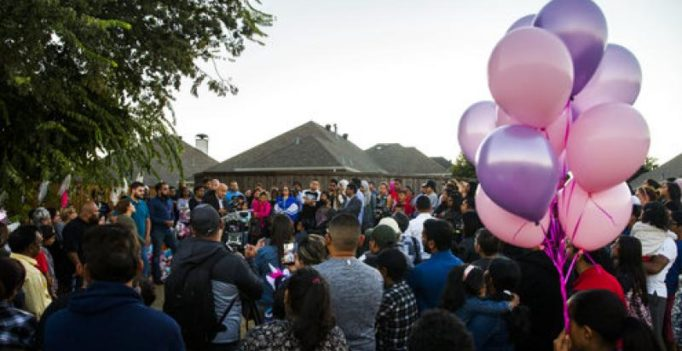 Richardson community unites in heartbreak, anger over Sherin's death